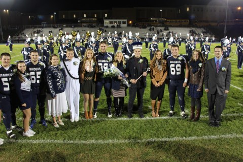 Tamaqua Area Homecoming Game, King and Queen, Sports Stadium, Tamaqua, 10-16-2015 (169)