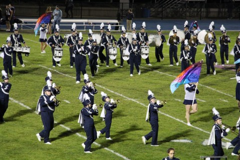 Tamaqua Area Homecoming Game, King and Queen, Sports Stadium, Tamaqua, 10-16-2015 (57)