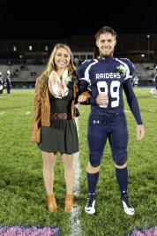 Tamaqua Area Homecoming Game, King and Queen, Sports Stadium, Tamaqua, 10-16-2015 (96)