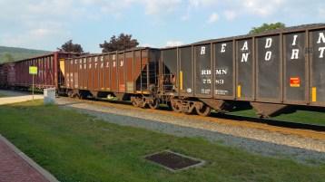 Train Through Tamaqua, 9-1-2015 (11)