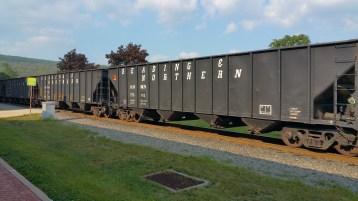 Train Through Tamaqua, 9-1-2015 (9)