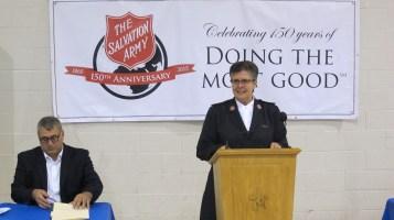 100-Year Anniversary Celebration, Tamaqua Salvation Army, Tamaqua, 10-1-2015 (10)