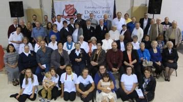 100-Year Anniversary Celebration, Tamaqua Salvation Army, Tamaqua, 10-1-2015 (148)