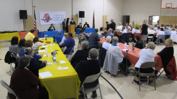 100-Year Anniversary Celebration, Tamaqua Salvation Army, Tamaqua, 10-1-2015 (29)