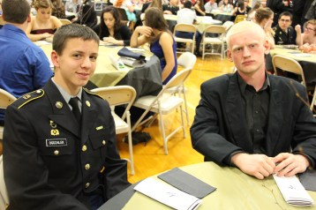 100th Anniversary Celebration of Panther Valley JROTC, PV High School, Lansford, 11-14-2015 (104)