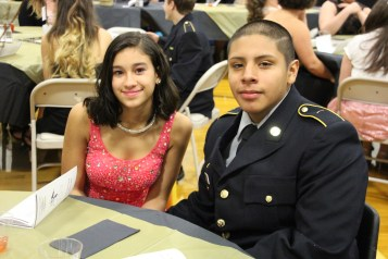 100th Anniversary Celebration of Panther Valley JROTC, PV High School, Lansford, 11-14-2015 (150)