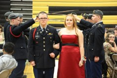 100th Anniversary Celebration of Panther Valley JROTC, PV High School, Lansford, 11-14-2015 (5)