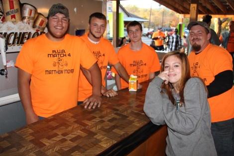 Benefit for Matt, Matthew Moyer, West Penn Rod & Gun Club, West Penn, 10-10-2015 (29)