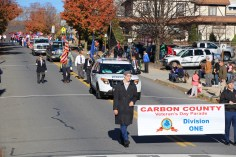 Carbon County Veterans Day Parade, Jim Thorpe, 11-8-2015 (10)