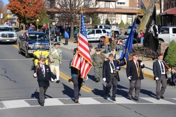 Carbon County Veterans Day Parade, Jim Thorpe, 11-8-2015 (18)