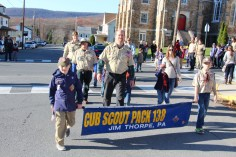 Carbon County Veterans Day Parade, Jim Thorpe, 11-8-2015 (202)