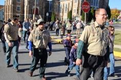 Carbon County Veterans Day Parade, Jim Thorpe, 11-8-2015 (206)