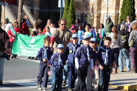 Carbon County Veterans Day Parade, Jim Thorpe, 11-8-2015 (222)