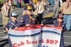 Carbon County Veterans Day Parade, Jim Thorpe, 11-8-2015 (235)