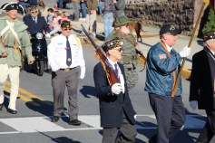 Carbon County Veterans Day Parade, Jim Thorpe, 11-8-2015 (24)