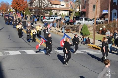 Carbon County Veterans Day Parade, Jim Thorpe, 11-8-2015 (306)