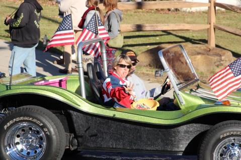Carbon County Veterans Day Parade, Jim Thorpe, 11-8-2015 (416)