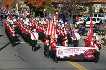 Carbon County Veterans Day Parade, Jim Thorpe, 11-8-2015 (500)