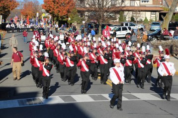 Carbon County Veterans Day Parade, Jim Thorpe, 11-8-2015 (510)