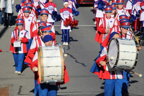 Carbon County Veterans Day Parade, Jim Thorpe, 11-8-2015 (71)