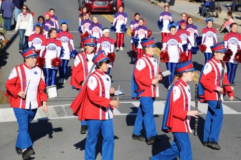 Carbon County Veterans Day Parade, Jim Thorpe, 11-8-2015 (82)