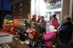 Coaldale Holiday Tree Lighting, Via C.H.O.S.E., Borough Hall, Coaldale, 11-29-2015 (15)