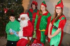 Coaldale Holiday Tree Lighting, Via C.H.O.S.E., Borough Hall, Coaldale, 11-29-2015 (33)