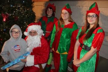 Coaldale Holiday Tree Lighting, Via C.H.O.S.E., Borough Hall, Coaldale, 11-29-2015 (37)