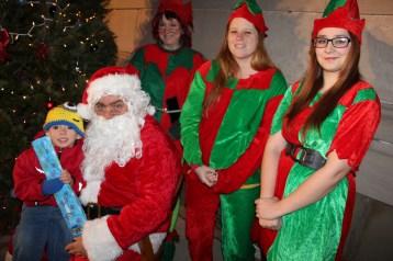 Coaldale Holiday Tree Lighting, Via C.H.O.S.E., Borough Hall, Coaldale, 11-29-2015 (47)