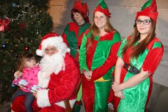 Coaldale Holiday Tree Lighting, Via C.H.O.S.E., Borough Hall, Coaldale, 11-29-2015 (51)