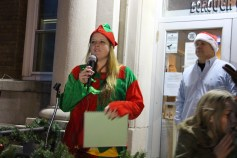 Coaldale Holiday Tree Lighting, Via C.H.O.S.E., Borough Hall, Coaldale, 11-29-2015 (6)