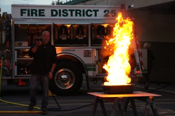 Fire Prevention and Awareness, Open House, Hometown Fire Company, Hometown, 10-6-2015 (19)