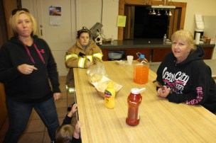 Fire Prevention and Awareness, Open House, Hometown Fire Company, Hometown, 10-6-2015 (42)