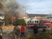 Four Homes Damaged by Fire, Walnut Street, from Katie Schreck, Ashland, 11-6-2015 (5)