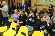 Junior High Football Team Recognized, Tamaqua Borough Council Meeting, Borough Hall, Tamaqua (25)