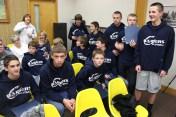 Junior High Football Team Recognized, Tamaqua Borough Council Meeting, Borough Hall, Tamaqua (27)