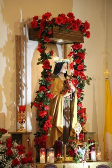 Little Flower Shower of Roses, Our Lady of Mount Carmel Church, Nesquehoning (161)