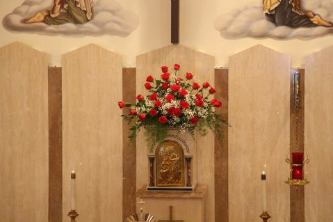 Little Flower Shower of Roses, Our Lady of Mount Carmel Church, Nesquehoning (177)