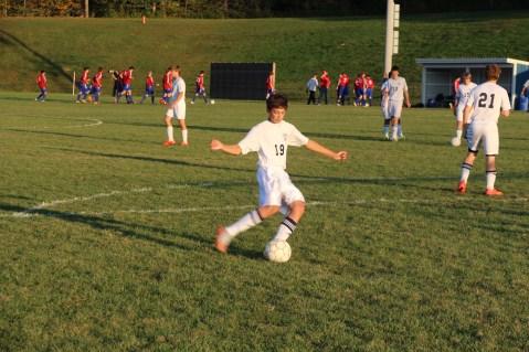 Tamaqua Soccer Senior Recognition, Soccer Field, Tamaqua Area High School, Tamaqua, 10-7-2015 (97)