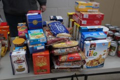 Tamaqua Troop, Pack, 777, Collecting, Sorting, Donations, Salvation Army, Tamaqua, 11-14-2015 (41)