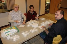 Thanksgiving Day Meal, Deliveries, Tamaqua Salvation Army, Tamaqua, 11-26-2015 (203)