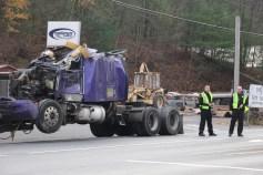 Tractor Trailer Overturns, US209, SR93, Nesquehoning, 11-5-2015 (98)