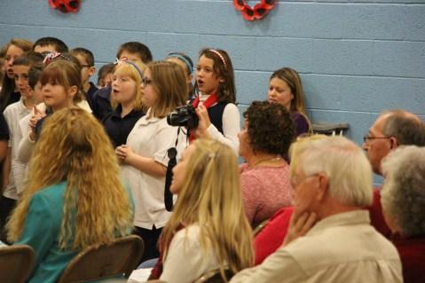 Veterans Day Program, TASD, West Penn Elementary School, West Penn, 11-12-2015 (120)