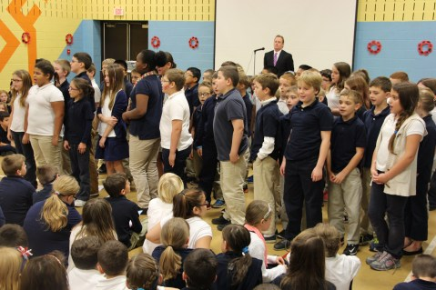 Veterans Day Program, TASD, West Penn Elementary School, West Penn, 11-12-2015 (149)