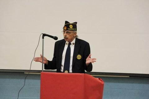 Veterans Day Program, TASD, West Penn Elementary School, West Penn, 11-12-2015 (44)