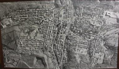 Aerial Photograph of Tamaqua, Borough Hall, Tamaqua, 1970s (109)