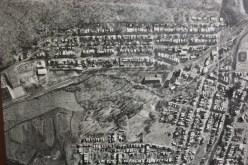 Aerial Photograph of Tamaqua, Borough Hall, Tamaqua, 1970s (42)