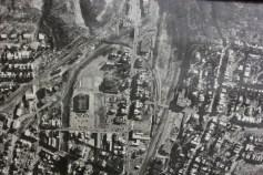 Aerial Photograph of Tamaqua, Borough Hall, Tamaqua, 1970s (73)