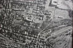 Aerial Photograph of Tamaqua, Borough Hall, Tamaqua, 1970s (79)