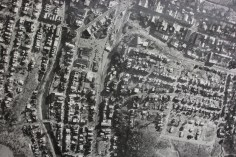 Aerial Photograph of Tamaqua, Borough Hall, Tamaqua, 1970s (93)